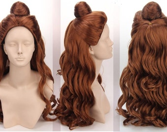Belle // Brown Full Synthetic Wig