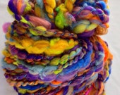 Art Yarn - Handspun - Thick n' Thin - Significantly Noticeable