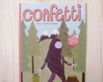 Confetti Kids Magazine