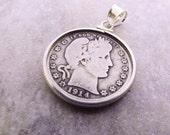 Coin Bezel for Quarter sized Coin