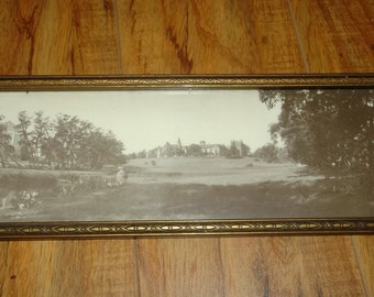 Antique Photographic Print - Mount Allyson University