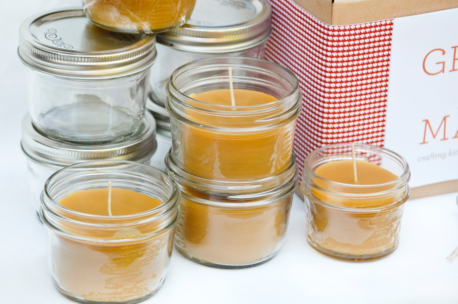 how to make beeswax candles burn better