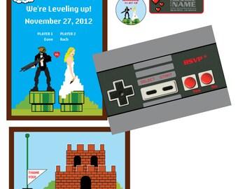 Complete Nintendo Wedding Set 2
