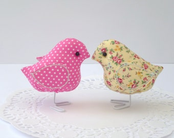 Fabric Bird Range