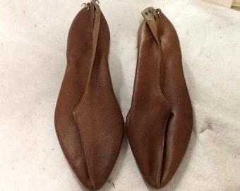 Vintage Joseph Magnin's Leather Booties