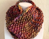 Colorful Infinity Scarf - Neck Warmer