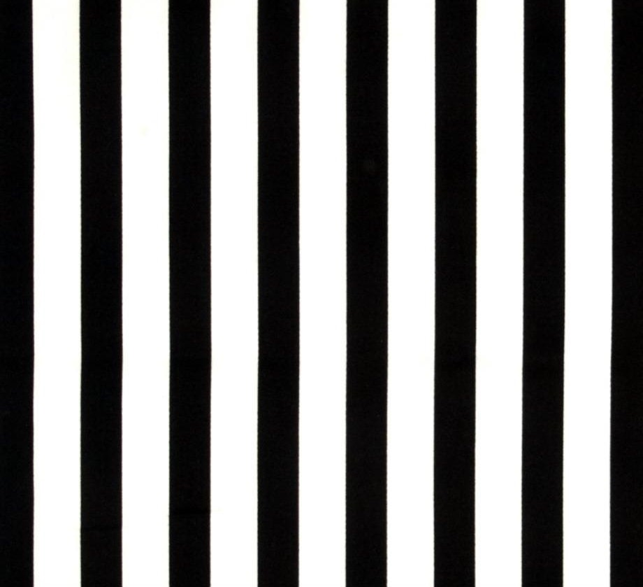 Fabric Black And White Striped Fabric By The Yard Quilt