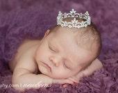 Newborn Crown - Photo Prop | Tiara - Malaina