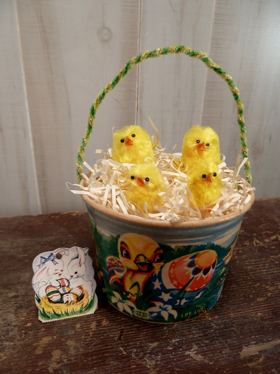 Easter basket centerpieces wikii