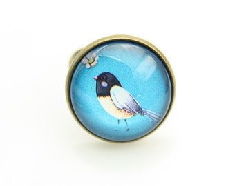 RING little bird