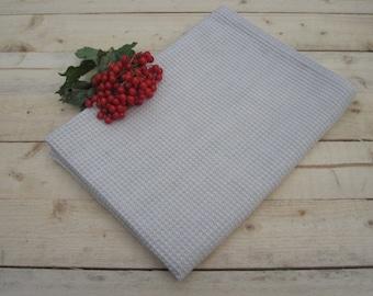 Linen waffle towel Waffle weave towel Linen towel Sauna towel Bath towel Linen bath sheet Organic linen towel