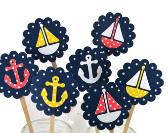 Popular items for navy nautical on etsy for Anchor decoration runescape