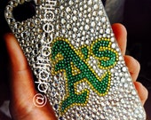 MADE TO ORDER  Oakland Crystal Bling Case iPhone Galaxy iPad