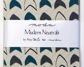 Modern Neutrals Charm Pack by Amy Ellis for Moda