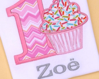 Cupcake T-Shirts and Bodysuits