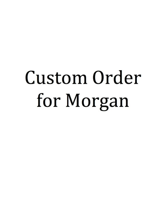 Custom Order for Morgan - iPad + Leather Case - Hot Pink Stripes + Hot Pink Stripe Bow