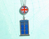 I Heart BBC - Doctor Who Two-Strand Necklace