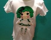 St. Patrick's Day La La Loopsie shirt