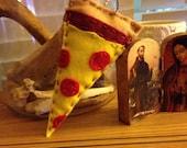 Pizza Slice Ornament