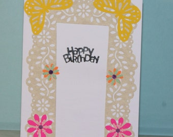 Birthday Card, Happy Birthday, Happy Birthday card, Greeting Card