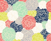 Removable Wallpaper - Blossom Print Multi