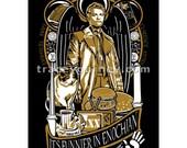 Castiel Nouveau Sticker