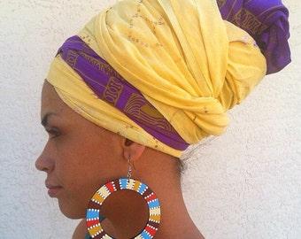 In Love with Life Hoop Earrings