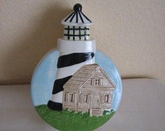 Ceramic Lighthouse