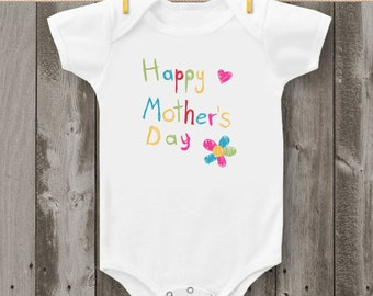 Happy Mother's Day Bodysuit or T-Shirt