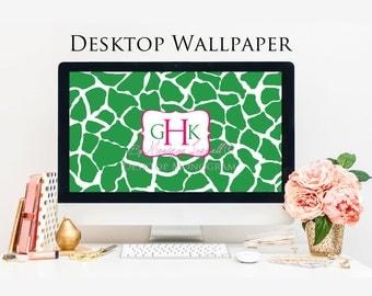 Giraffe Mix Desktop