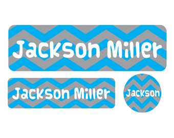 Daycare Pack of Custom Labels - Set of 60 (Standard, Mini & Pacifier) - Waterproof daycare labels