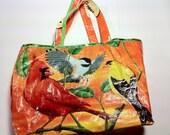Bird seed purse