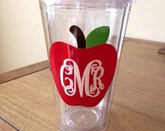 Custom Teacher Cup