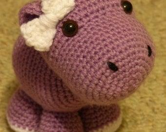 Penelope Hippo Crochet Pattern