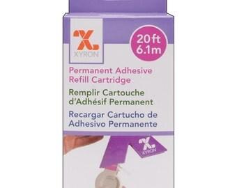 """Xyron 150 Refill Cartridge-1.5""""X20' Permanent"""
