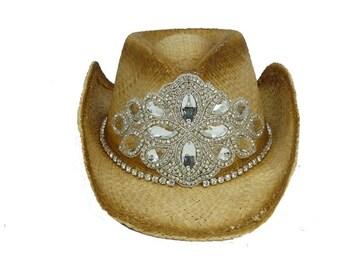 Ultimate bling 2 cowboy hat