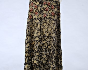 Paisley T Back Dress