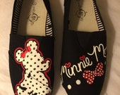 Minnie Mouse Off-Brand TOMS