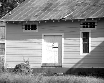 Down on the Delta, Music Inspired, Blues Music Trail, MS history, Landscape Photograph, Black and White Photography