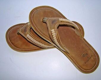 St George Flip Flops for Men