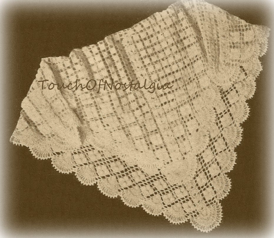 Crochet Baby Shawls Patterns Erieairfair