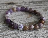 Awareness/ awareness ribbon/ awareness bracelet/ awareness jewelry/ ribbon bracelet/ ribbon jewelry