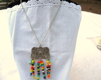 Maya Necklace / Jewelry / Women's  jewelry / women / Central America / Maya / men's jewelry / jewelry / men / women