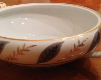 "Noritake ""Doris"" Round Serving Bowl, No Lid"