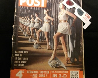 Picture Post 1953 3D magazine!