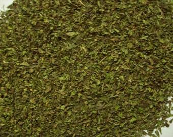 Dried Organic Peppermint, Dried Herbs, Plants, Mint