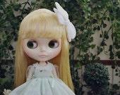 Mint Candy Lace Dress for Blythe / Blythe Outfit