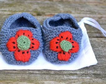 Poppy Baby Shoes