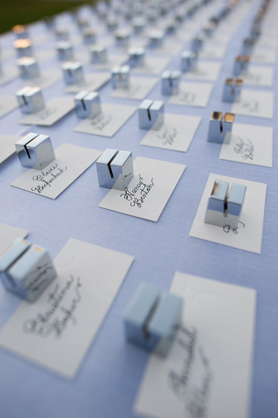 Wedding Gift Check Bounced : Custom Handwritten Wedding Calligraphy Place Cards, Escort Cards, or ...