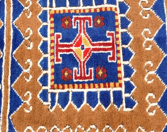 Summer Moving SALE! -- Turkish Boxed Medallions -- 6 ft. 8 in. by 3 ft. 6 in.